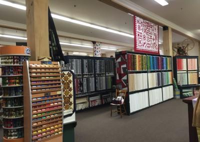 Lolly's Fabrics - Davis Mercantile