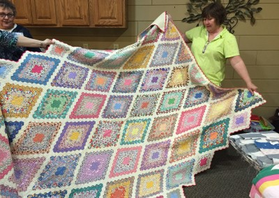 April 2015 - Antique quilts shared